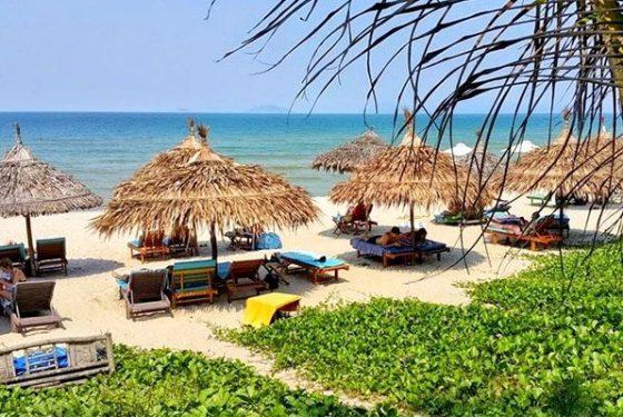 plage d'An Bang à Hoi An