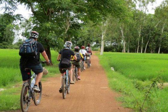 promenade à vélo à Hoi An