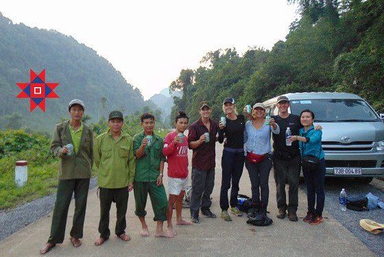 phong nha ke bang - trek à la vallée abandonnée
